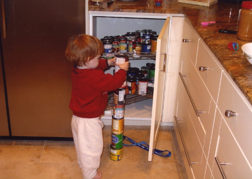 Autism-stacking-cans